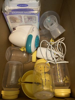 Evenflo breast pump for Sale in Tualatin, OR