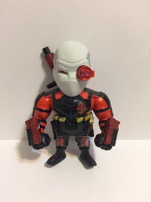 Jada Toys Metals Die-cast Suicide Squad Deadshot Figure for Sale in Molalla, OR