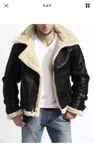 B3 Bomber Jacket Geniune Sheep skin for Sale for sale  Dallas, TX