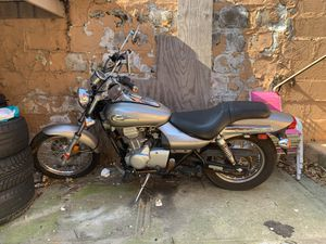Kawasaki Eliminator 125 Motorcycle 5,272 miles NEEDS WORK for Sale in Brooklyn, NY