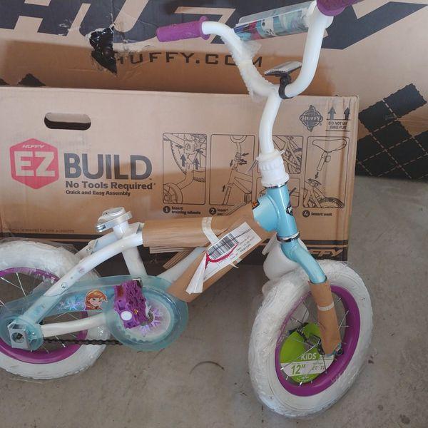 """New. All pieces present. EZ Build 12"""" 2'0"""" - 3'2"""""""