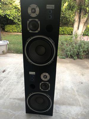 MARANTZ Model LS 55 3 Way Speakers. Rare Made in Japan. Pair. for Sale in Redlands, CA