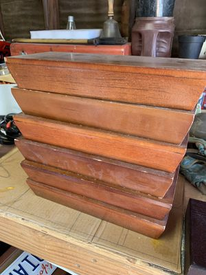 Small wooden shelves for Sale in La Habra Heights, CA