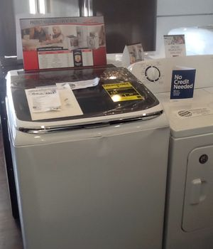 New open box Samsung washer WA52M8650AW for Sale in Long Beach, CA