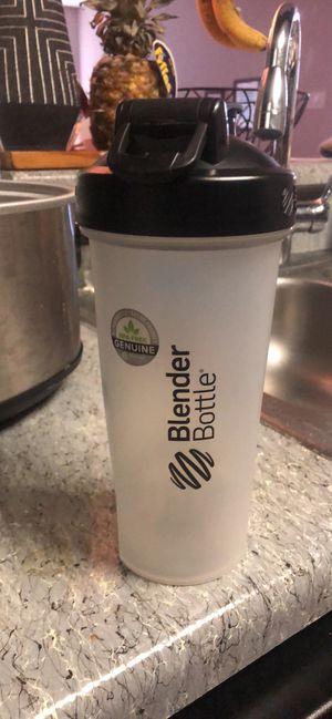 Blender bottle for Sale in Coppell, TX