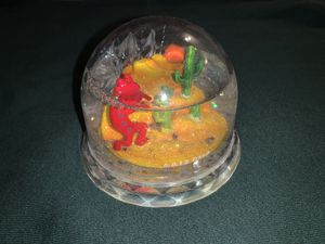 Arizona snow globe/pen holder for Sale in Moreno Valley, CA
