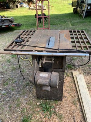"""10"""" table saw for Sale in Graham, WA"""