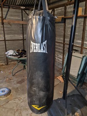 Everlast Punching Bag for Sale in Quincy, MA