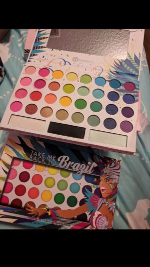 Bh cosmetics take me back to Brazil palette for Sale in Fort Worth, TX