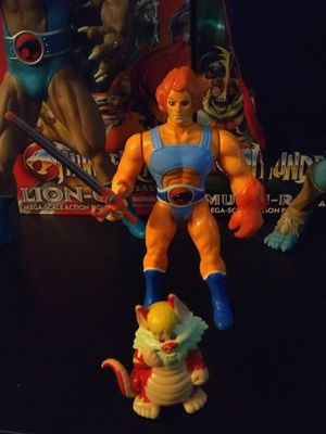 Original Thundercats Lion-O and Snarf Figure for Sale in Citrus Heights, CA