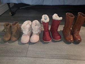 Used girl boots for Sale in Denver, CO