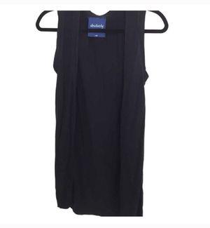 Black vest size large for Sale in Nashville, TN