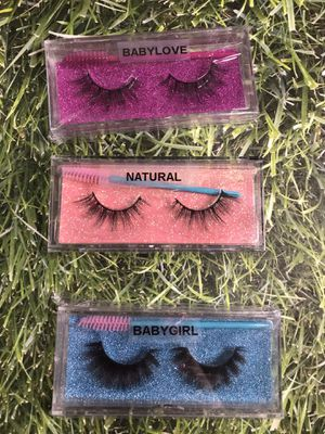 4D mink eyelashes for Sale in Victorville, CA