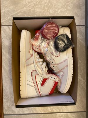 Jordan 1 Retro High Phantom Gym Red Size 11 for Sale in New Britain, CT