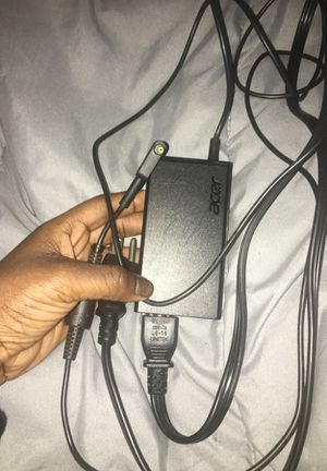 Chromebook charger for Sale in Boston, MA