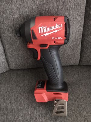 """BRAND NEW MILWAUKEE 1/4"""" IMPACT DRIVER 3 SPEED (NEW GENERATION) NO BATTERY NO CHARGER for Sale in Los Angeles, CA"""