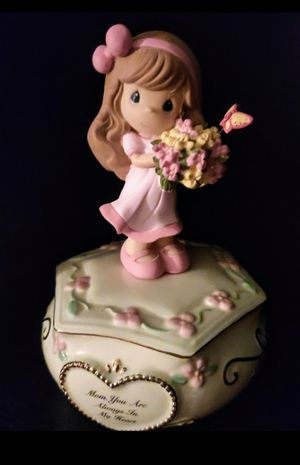 Precious moments music box I love you Mom for Sale in Smyrna, GA
