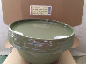 Longaberger Pottery Woven Traditions 4 in 1 Entertainer for Sale in Ashville, OH