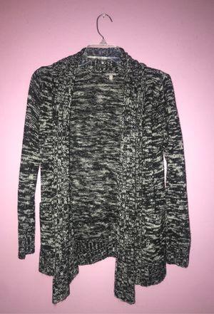 B/W Knitted Cardigan for Sale in Oviedo, FL