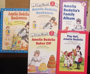 Amelia Bedelia reading books $2 each for Sale in Mansfield, TX