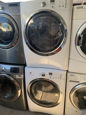 Electrolux Front load gas washer dryer with 3 months warranty free Delivery installation —— Habló español for Sale in Oakland, CA