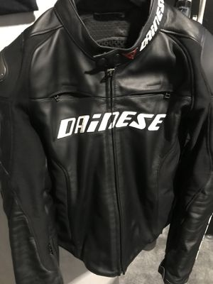 Dainese racing d1 jacket for Sale for sale  Brooklyn, NY