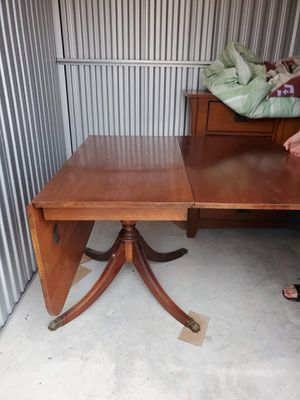 Antique Mahogany Kitchen Table for Sale in Olympia, WA