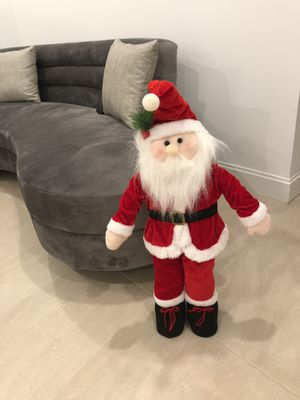 "30"" Standing SANTA🎅🏼 for Sale in West Palm Beach, FL"