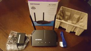 Netgear dual wireless router. for Sale in Decatur, AL