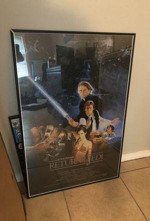 Star Wars Movie Poster for Sale in El Dorado, AR