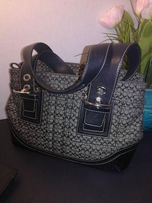 Coach satchel purse for Sale in Hemet, CA