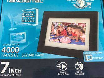 Digital Picture Frame for Sale in San Diego,  CA