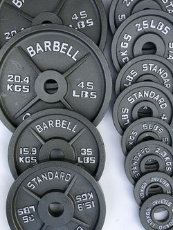 Weight Plates, Brand New for Sale in Garden Grove,  CA