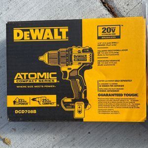 DeWalt 20v Compact Drill/Driver And 4ah Battery & Charger for Sale in Oak Forest, IL