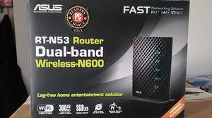 ASUS RT-N53 N600 for Sale in Utica, MI