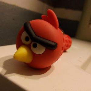 Angry Bird Rubber Pipe for Sale in Oroville, CA