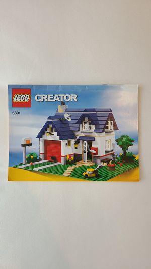 LEGO 5891 Creator Apple Tree House for Sale in Irvine, CA