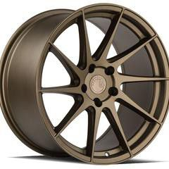 "18"" new 5x114.3 bronze rims tires set for Sale in Hayward, CA"