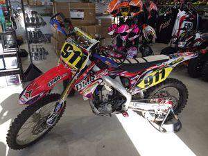 2012 Honda CRF250R CRF 250R CRF250 R 250 250R dirt bike will trade for Sale in Westford, MA