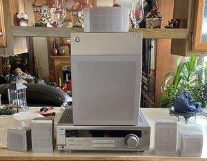 JVC surround sound stereo system for Sale in Cincinnati, OH