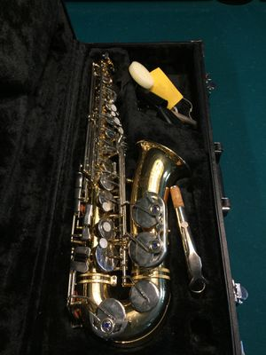 Capital Edition Jupiter Saxophone for Sale in Easton, MA