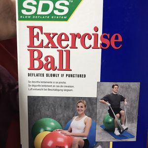 Exercise Ball for Sale in Buffalo, NY