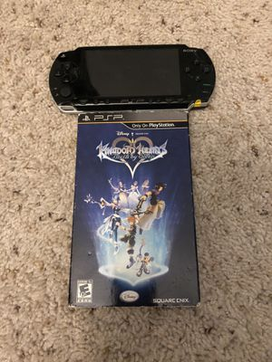 PSP Plus Kingdoms Hearts for Sale in Sandy Springs, GA