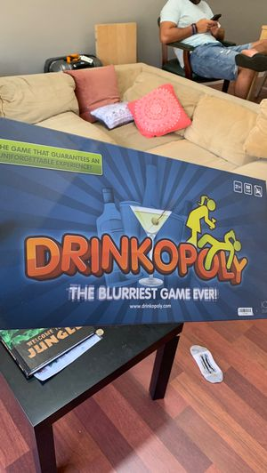 Drinkopoly for Sale in Cooper City, FL