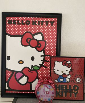 Hello Kitty Bundle for Sale in Dinuba, CA
