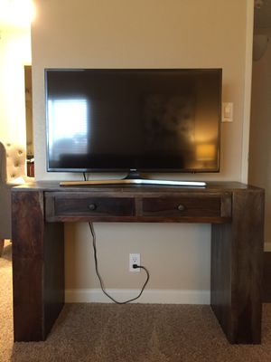 Desk/ Console table/ Tv stand for Sale in San Diego, CA