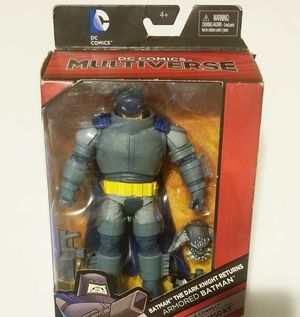 Armored Batman Collectible / Action-Figure for Sale in Union City, CA