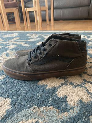 Vans high top sneaker 10.5 men's, 25$ for Sale in Windham, ME