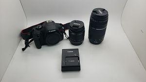 Canon EOS rebel T6 18.0MP DSLR premium kit for Sale in Miramar, FL