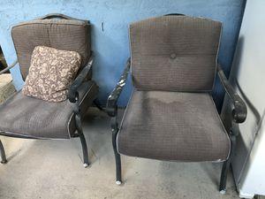 6 piece used patio furniture for Sale in Stuart, FL